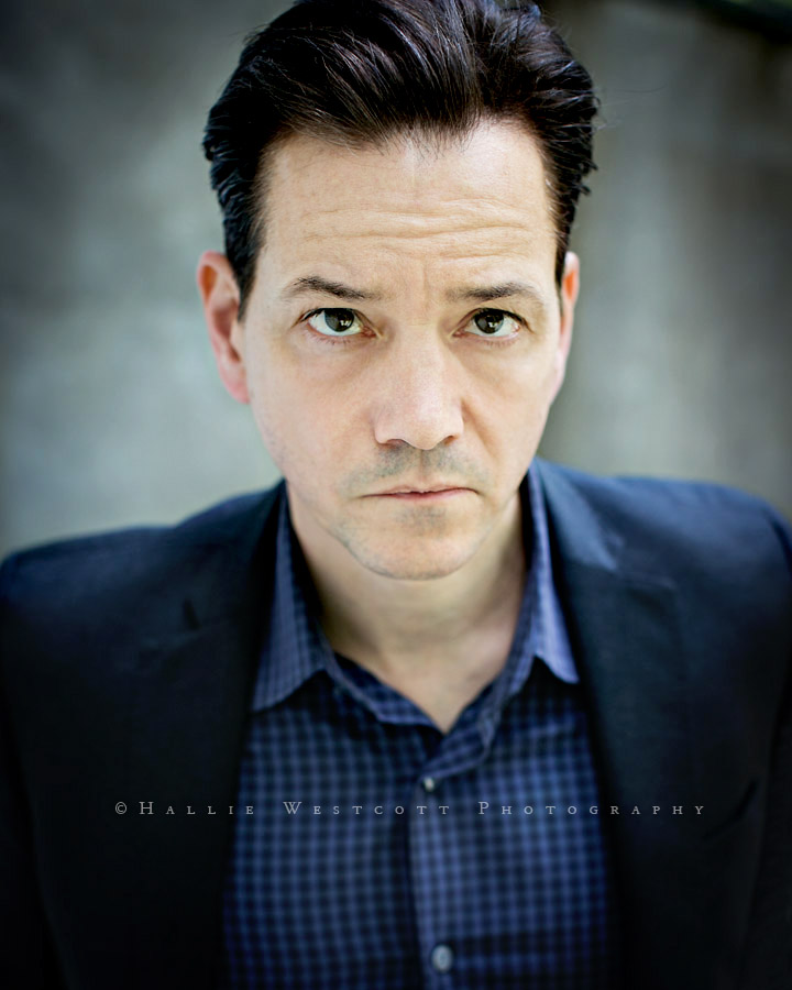 Actor Frank Whaley CT Headshots